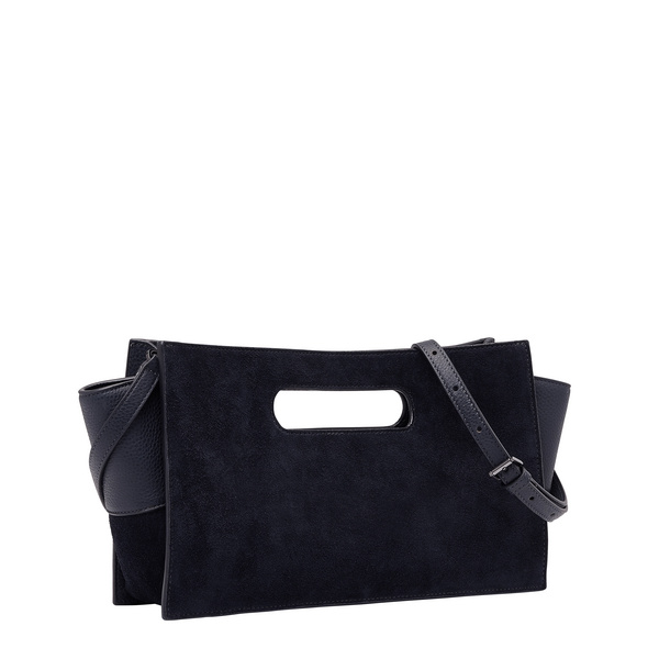 Lederclutch in Faltform - Olivia Clutch M