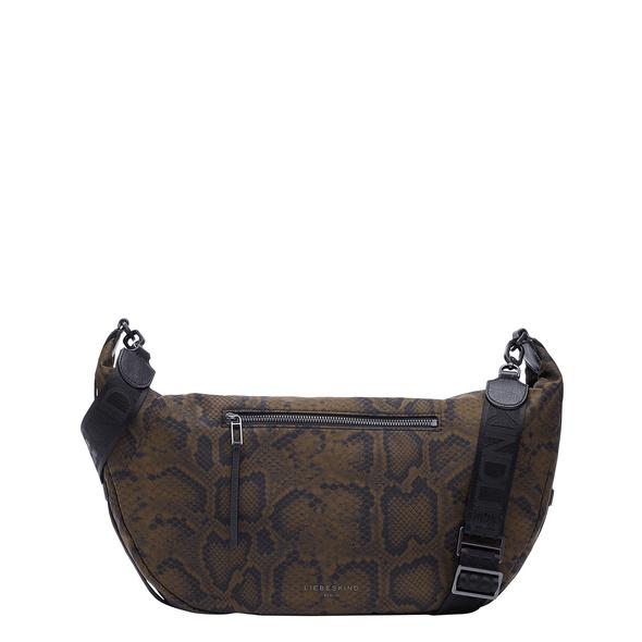 Crossbody Tasche aus Nylon - Betty Snake Sling L