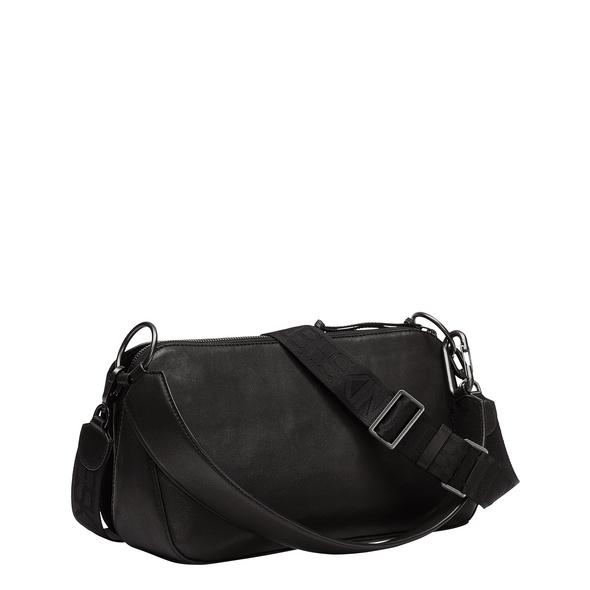 mittelgroße Schultertasche aus Leder - Clarice Shoulderbag M