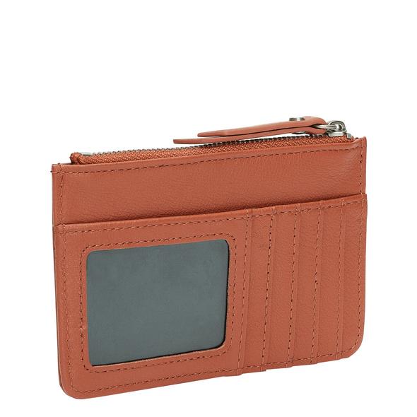 Simple Geldbörse aus Leder - Basic Stella