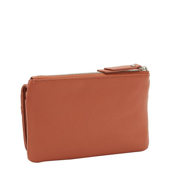 Handliche Geldbörse mit Druckknopf - Basic Layla