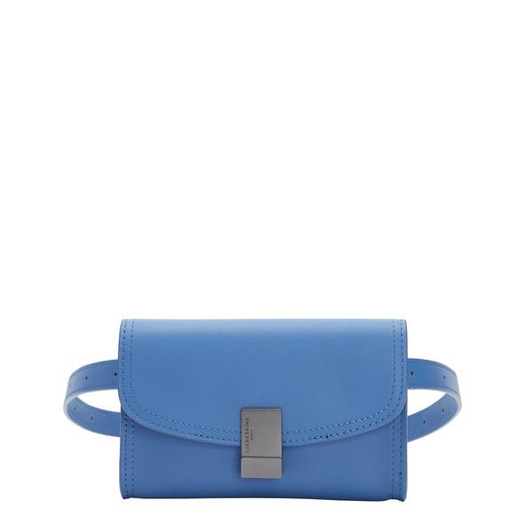 Elegante Bauchtasche aus Leder - Flare Belt Bag XS