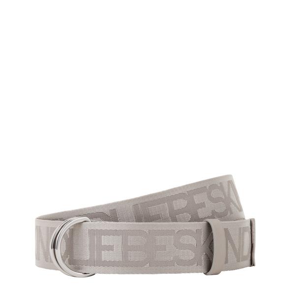 Jacquard-Gürtel mit Logoschriftzug - Gürtel
