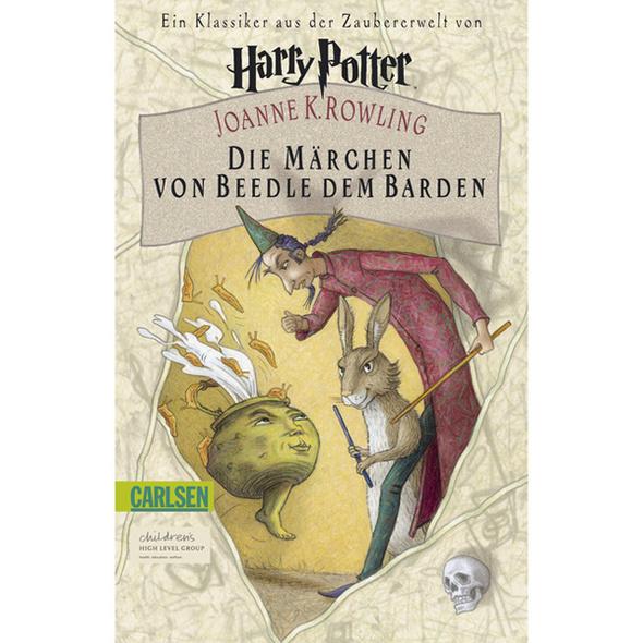Die Märchen von Beedle dem Barden - Taschenbuch