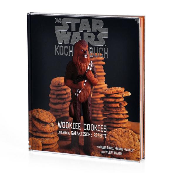 Star Wars Kochbuch & andere galaktische Rezepte