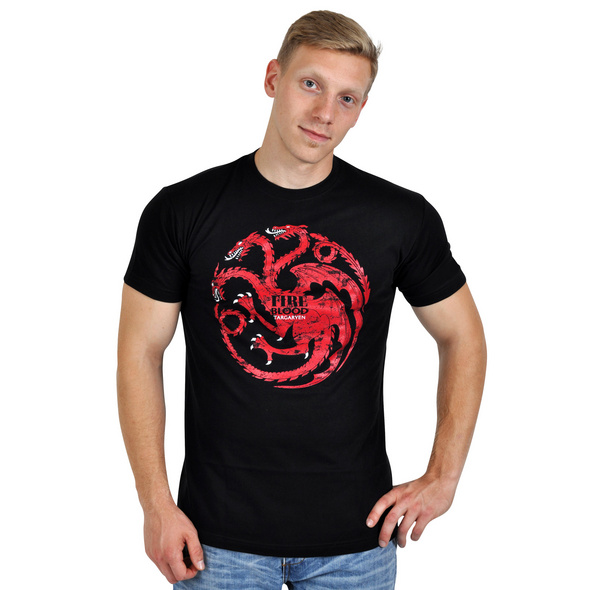 Game of Thrones House Targaryen T-Shirt