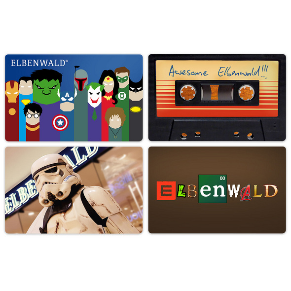 Elbenwald Geschenkkarte - 10 Euro