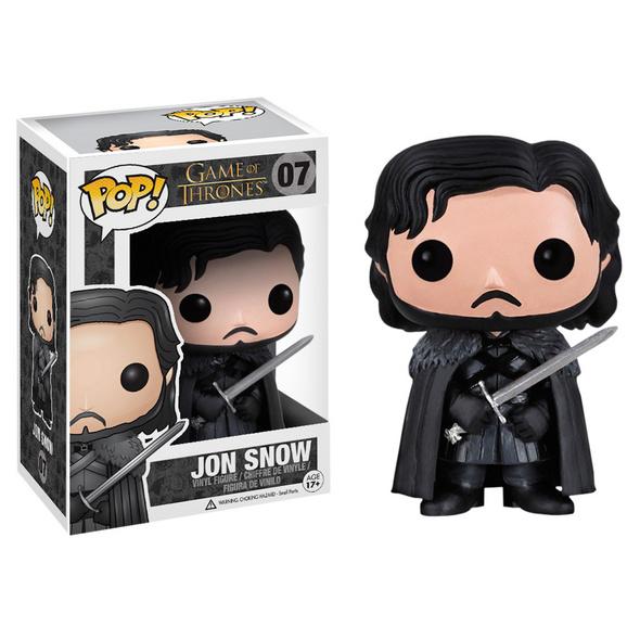 Game of Thrones - Jon Snow Mini-Figur