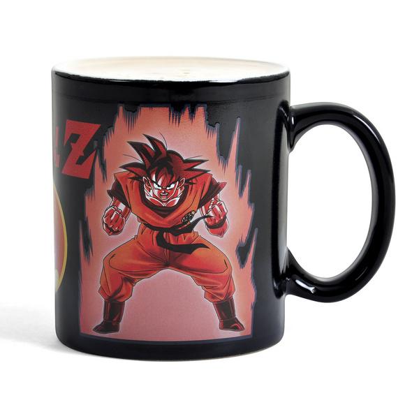 Dragon Ball - Saiyajin Son Goku Thermoeffekt Tasse