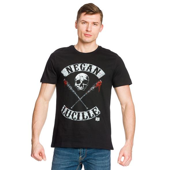 Walking Dead - Negan Lucille T-Shirt schwarz