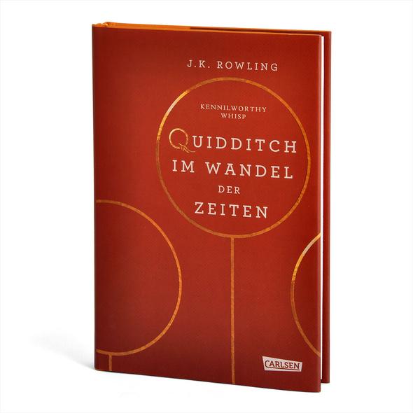 Quidditch im Wandel der Zeiten - Gebundene Ausgabe