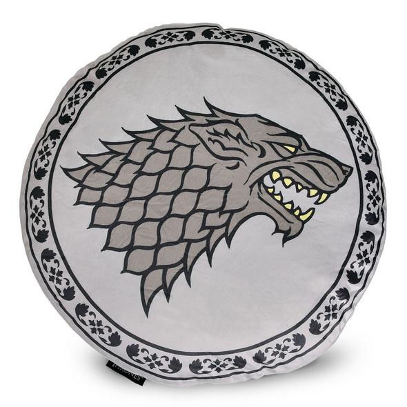 Game of Thrones - Stark Wappen Sitzkissen
