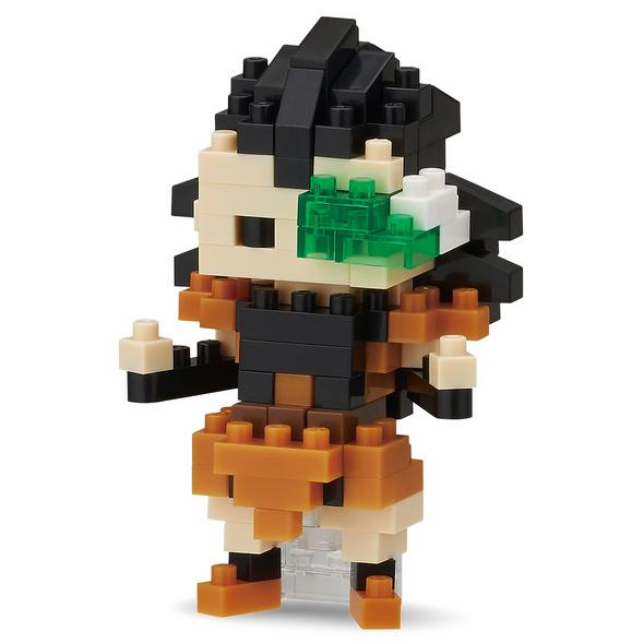 Dragon Ball Z - Raditz nanoblock Mini Baustein Figur
