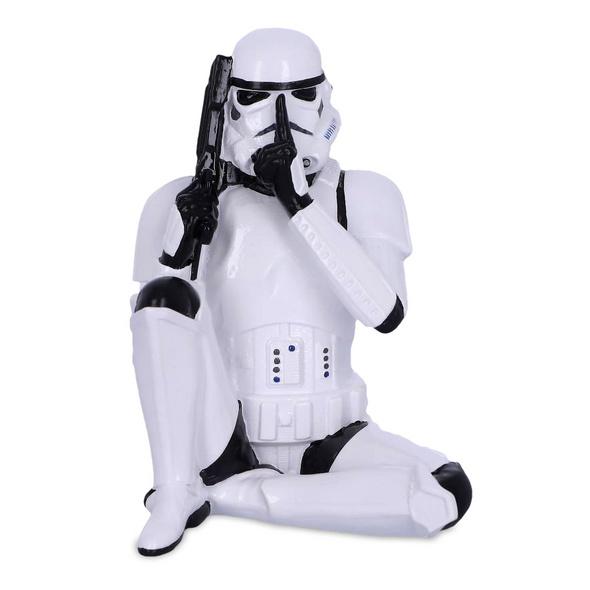 Original Stormtrooper Dont Speak Figur 10cm