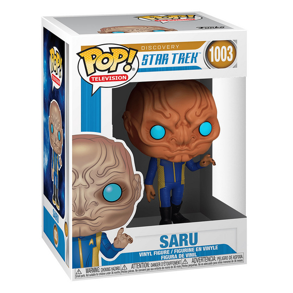 Star Trek - Saru Funko Pop Figur