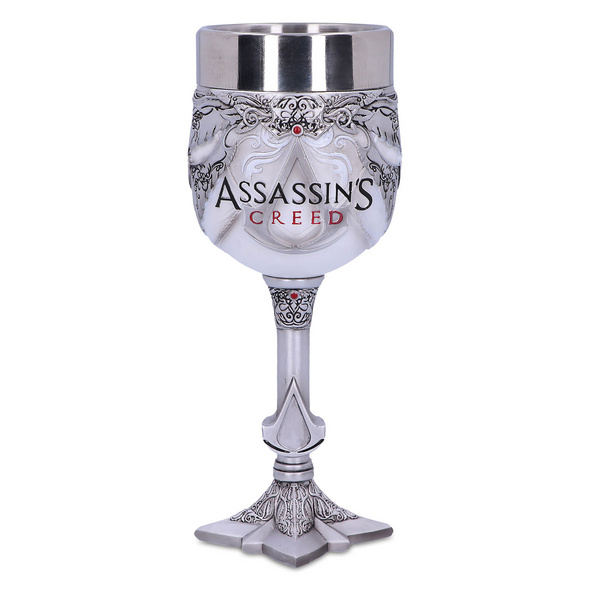 Assassins Creed - Classic Logo Kelch deluxe