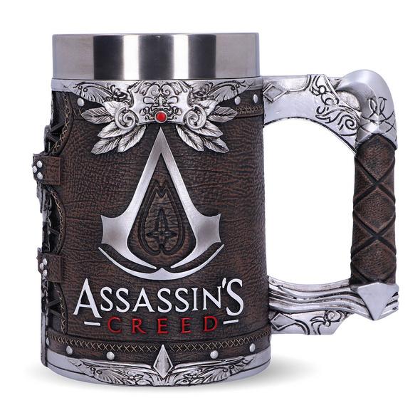 Assassins Creed - Logo Krug deluxe braun