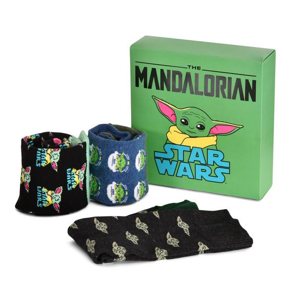 The Child Socken 3er Set - Star Wars The Mandalorian