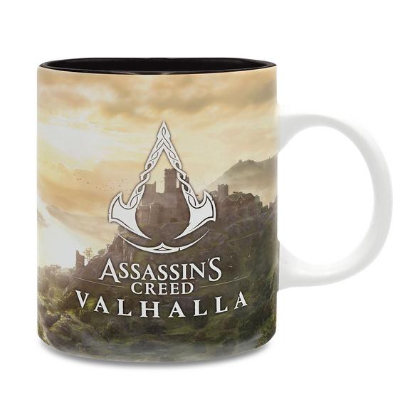 Assassins Creed - Valhalla Landscape Tasse