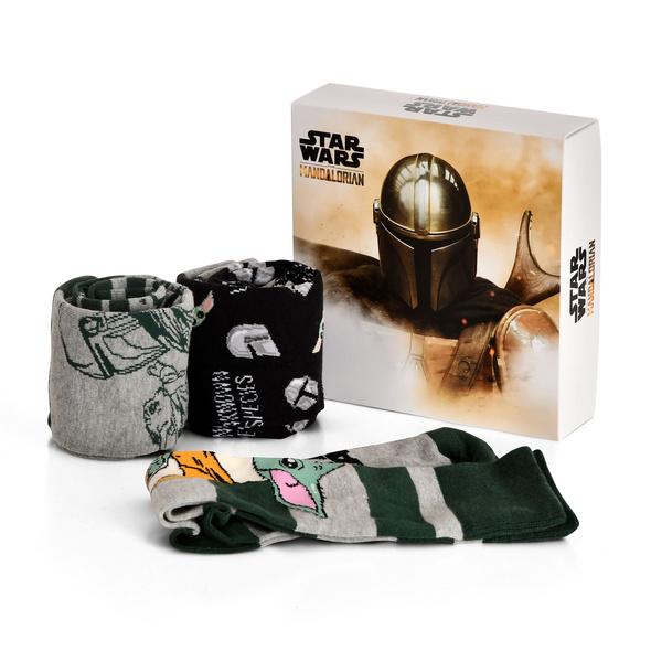 Grogu Socken 3er Set - Star Wars The Mandalorian