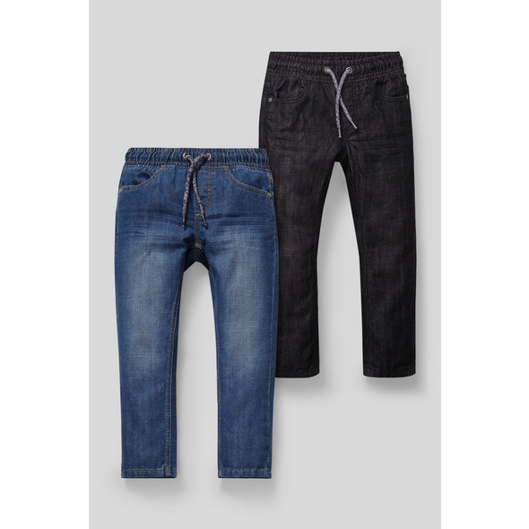 THE STRAIGHT JEANS - 2er Pack