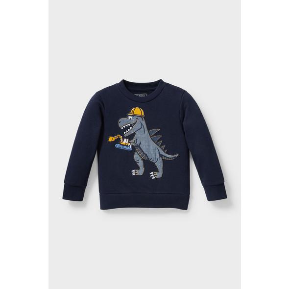 Dino - Sweatshirt - Bio-Baumwolle