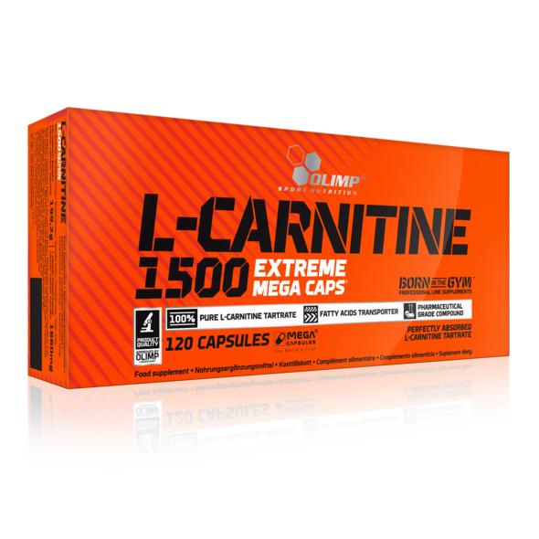 Olimp L-Carnitine 1500 Extreme 120 Megacaps