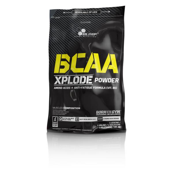 Olimp Sport Nutrition BCAA X-Plode 1000g-Erdbeere