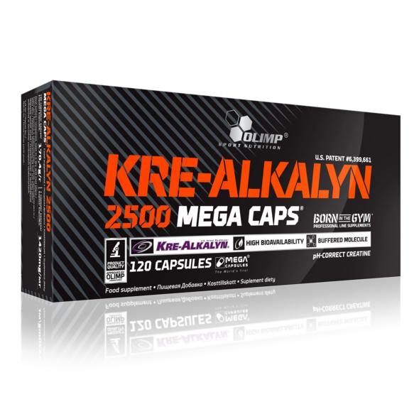 Olimp Kre-Alkalyn 120 Mega Caps