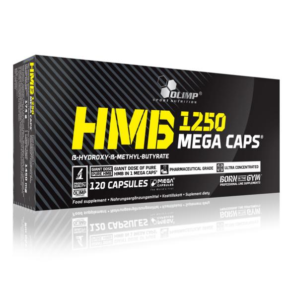 Olimp HMB Mega Caps 120 Kapseln