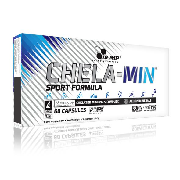 Olimp Chela-Min Sport Formula - 60 Kapseln