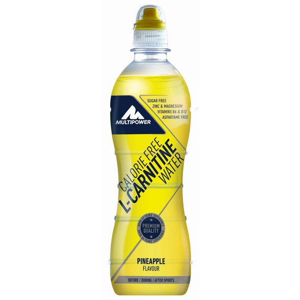 Multipower L-Carnitine Water 500ml-Lime