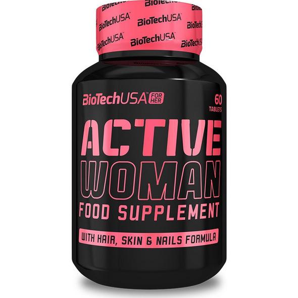 BioTechUSA Active Women 60 Tabletten