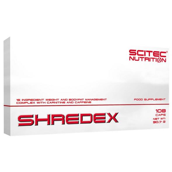 Scitec Nutrition Shredex 108 Kapseln
