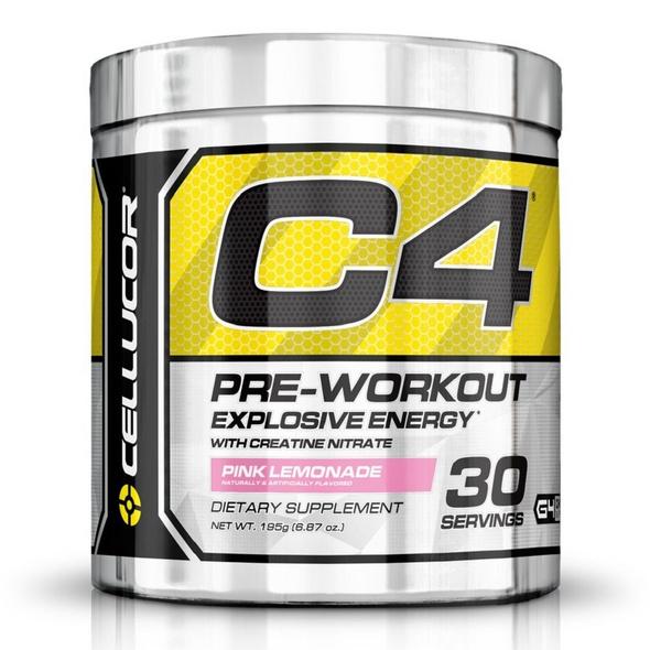 Cellucor C4 Original 195g (30 serv)-Pink Lemonade