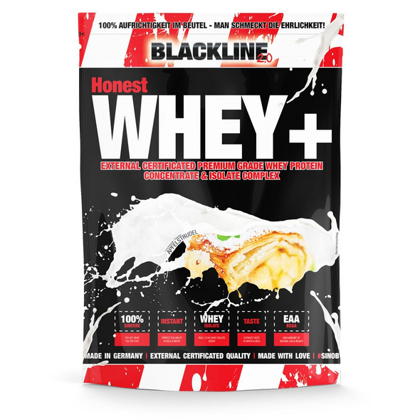 BlackLine 2.0 Honest Whey+ 1000g-Chocolate-Cream