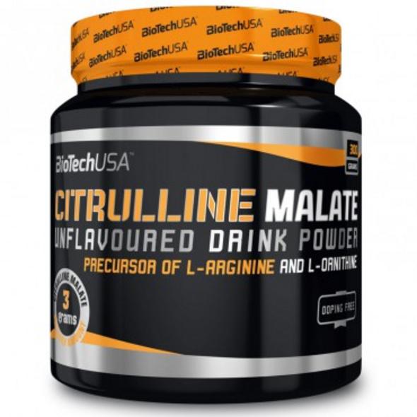 BiotechUSA Citrulline Malate 300g-Neutral