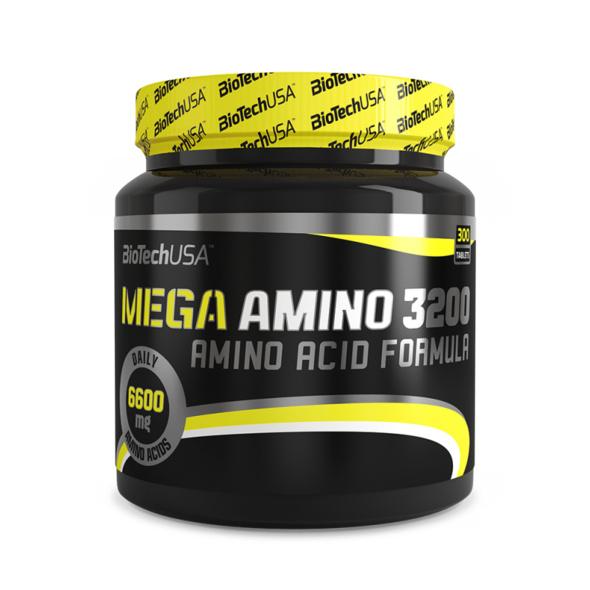 BioTechUSA Mega Amino 3200 100 Tabletten