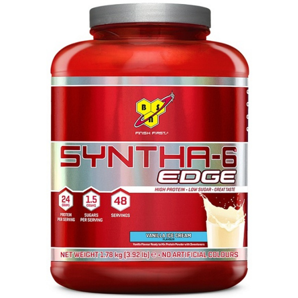 BSN Syntha-6 Edge 1780g-Chocolate Milkshake