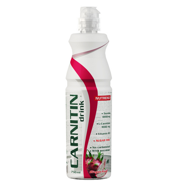 Nutrend Carnitin Activity Drink 750 ml-Lemon