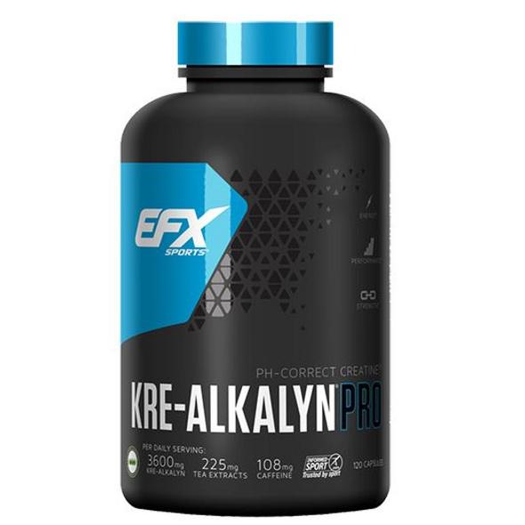 EFX Kre-Alkalyn PRO 120 Kapseln