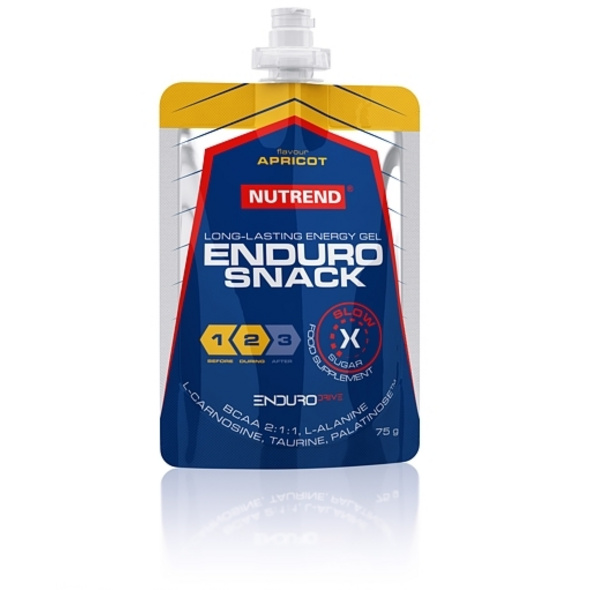 Nutrend Endurosnack 75g-Aprikose/Marille