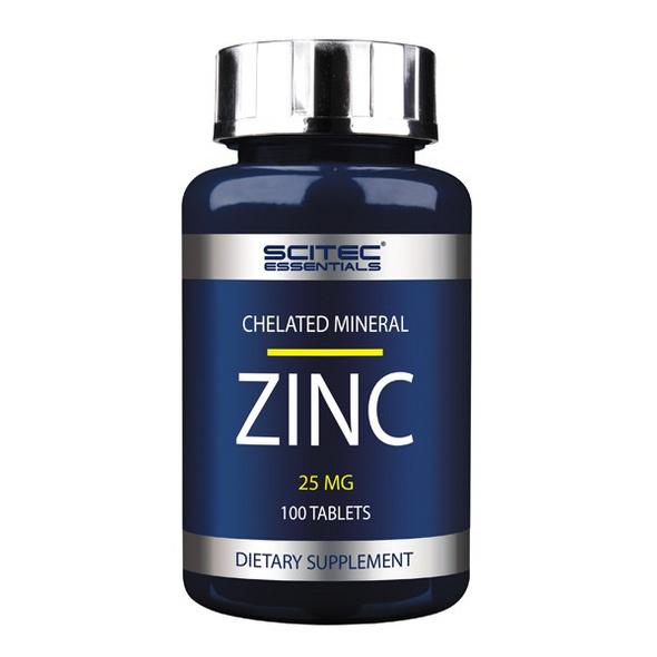 Scitec Nutrition Zinc 25mg 100 Tabletten