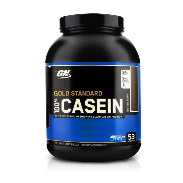 Optimum Nutrition 100% Gold Standard Casein 1816g-Chocolate Supreme