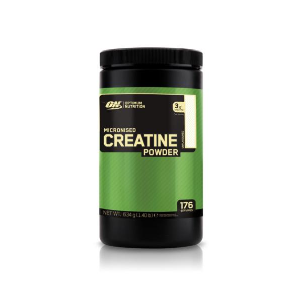 Optimum Nutrition Micronised Creatine Powder 634g