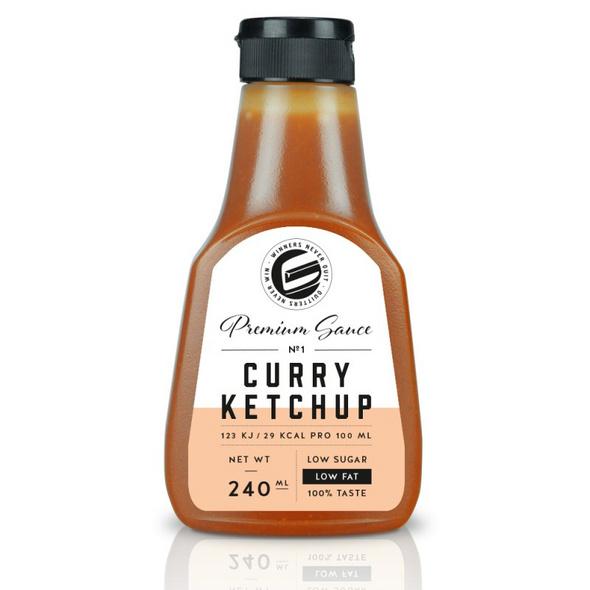 Got7 Premium Sauce 240ml-Curry Ketchup