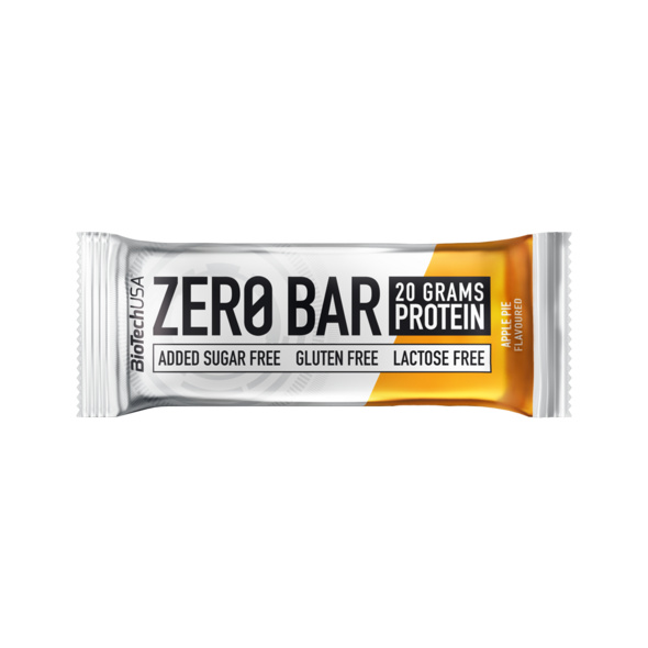 BioTechUSA Zero Bar 50g-Chocolate Chip Cookies