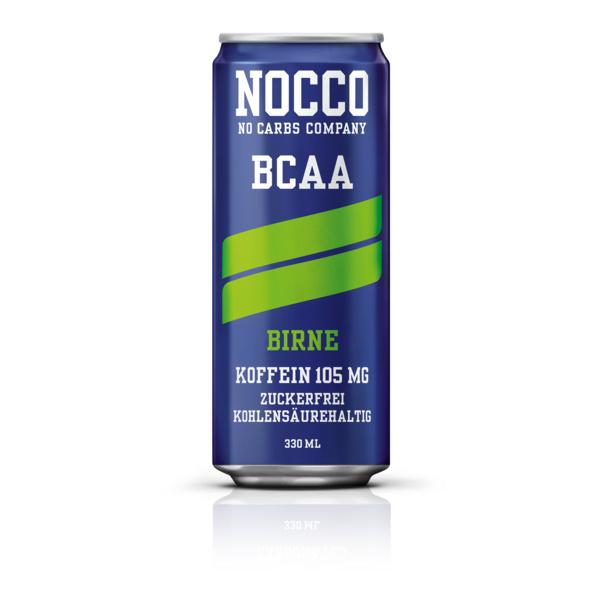 NOCCO BCAA 330ml DE-Tropical