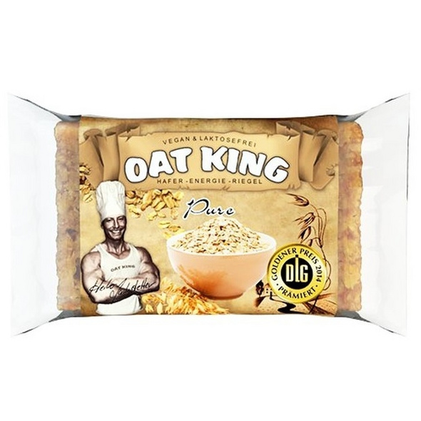 Oatking Haferriegel 95g-Carrot Cake