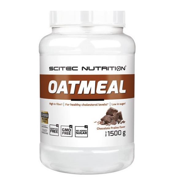 Scitec Nutrition Oatmeal 1500g-Schoko-Praline
